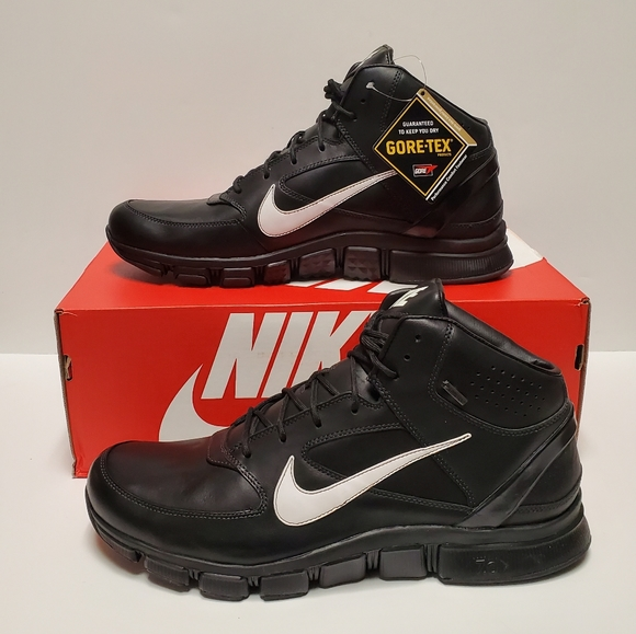 NIKE Men's Free 12 Mid 7 GTX Trainer 0 Size NWT Shoes RL4A35jq
